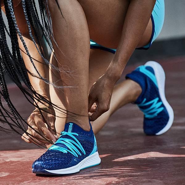 PUMA IGNITE NETFIT 創新包覆科技跑鞋