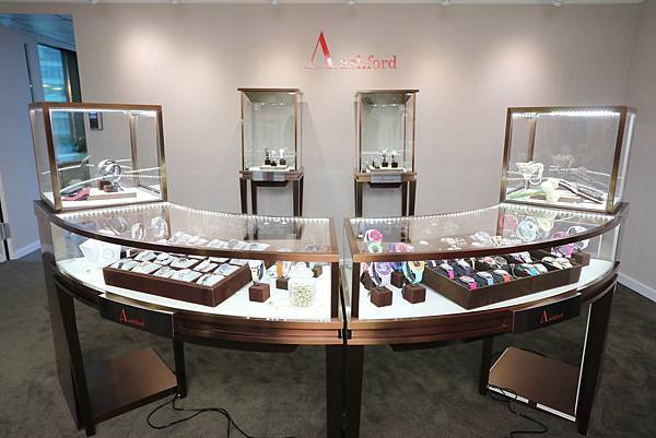 1.Ashford手錶精品購物網,台灣客戶服務中心正式開幕。