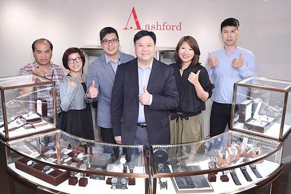 3.Ashford台灣客戶服務中心正式開幕,在地團隊提供精緻服務體驗。