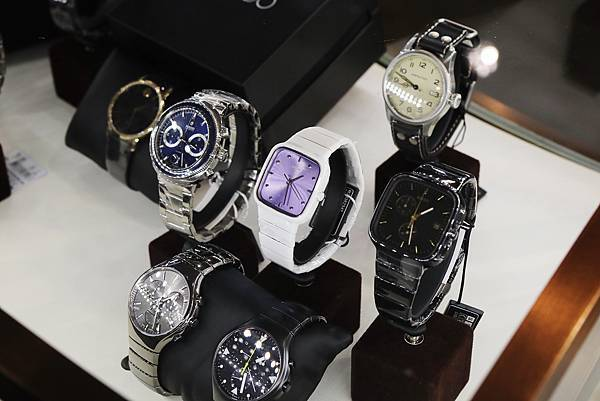 8.Ashford人氣錶款。