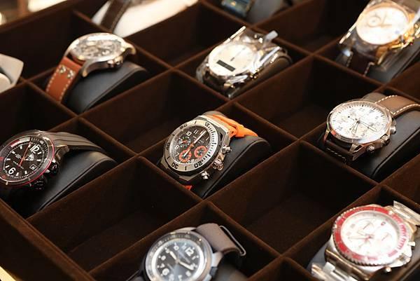 18.Ashford人氣錶款。