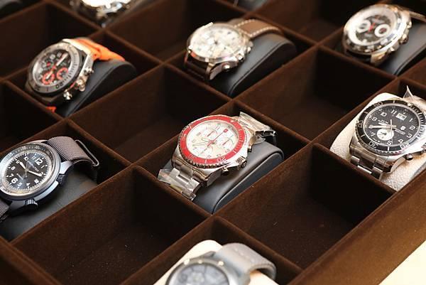 17.Ashford人氣錶款。