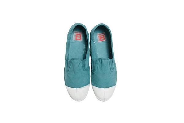 樂福鞋款-藍綠