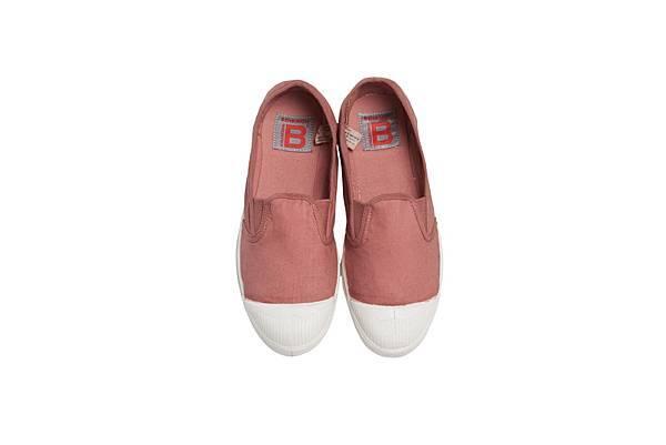 樂福鞋款-乾燥玫瑰粉