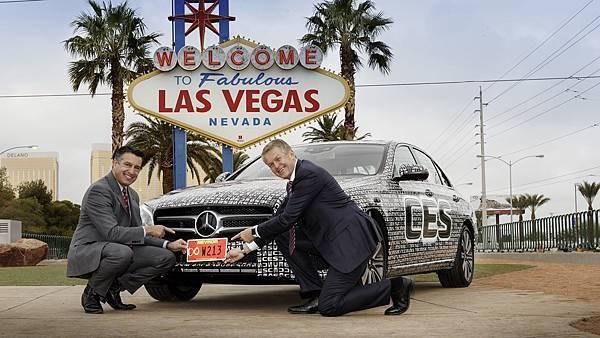 W213世代E-Class為首輛於美國內華達州獲得自動駕駛測試資格的量產車型