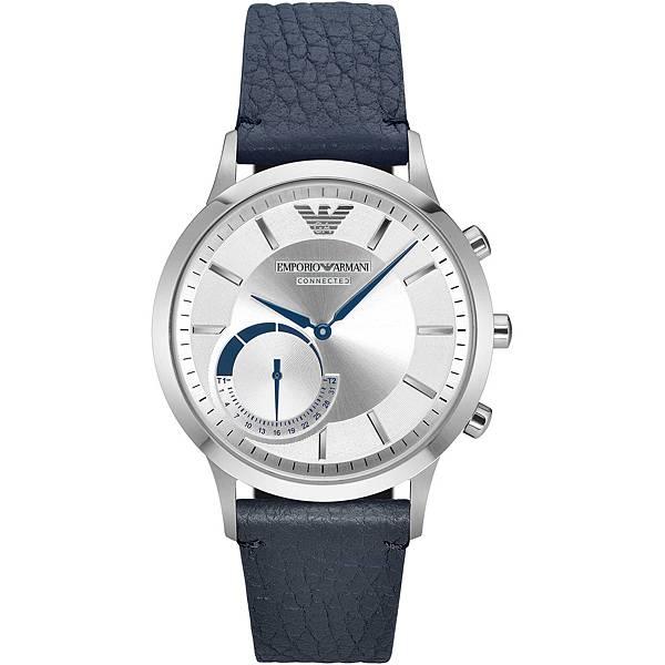 【新聞附件3】藍芽智慧時尚腕錶