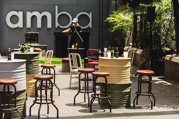amba夏日音樂派對_圖片提供_台北西門町意舍酒店