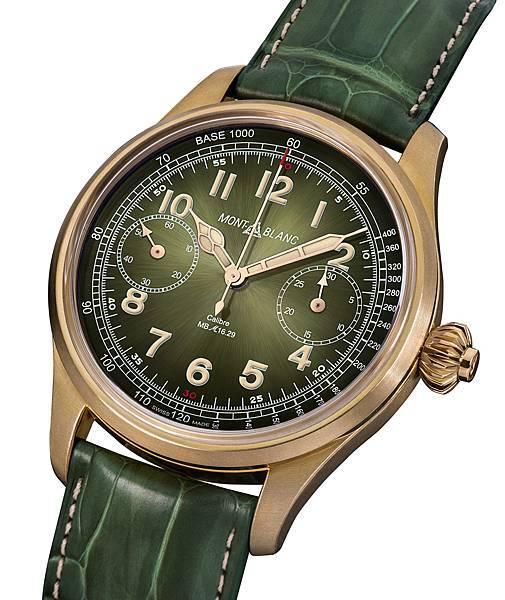 萬寶龍1858系列測速計時碼錶-Only Watch 17_情境圖(白底)