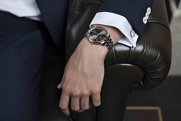 MIDO Belluna 雋永系列紳士腕錶_情境照