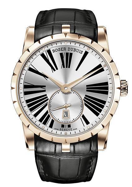 EXCALIBUR 42 王者之劍系列自動上鏈腕錶 NT.818,000 (1)