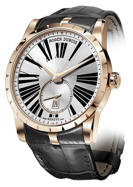 EXCALIBUR 42 王者之劍系列自動上鏈腕錶 NT.818,000 (2)