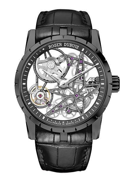 Excalibur 王者之劍系列自動上鏈鏤空腕錶 NT2,010,000
