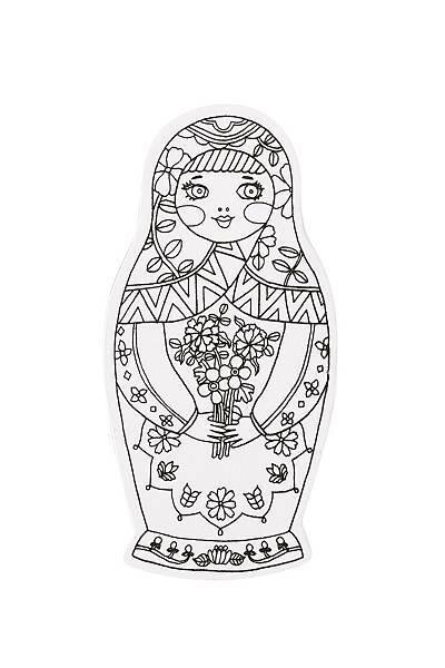 WIRED f與布川愛子合作錶款,隨錶附贈俄羅斯娃娃著色卡,十分具有收藏價值。