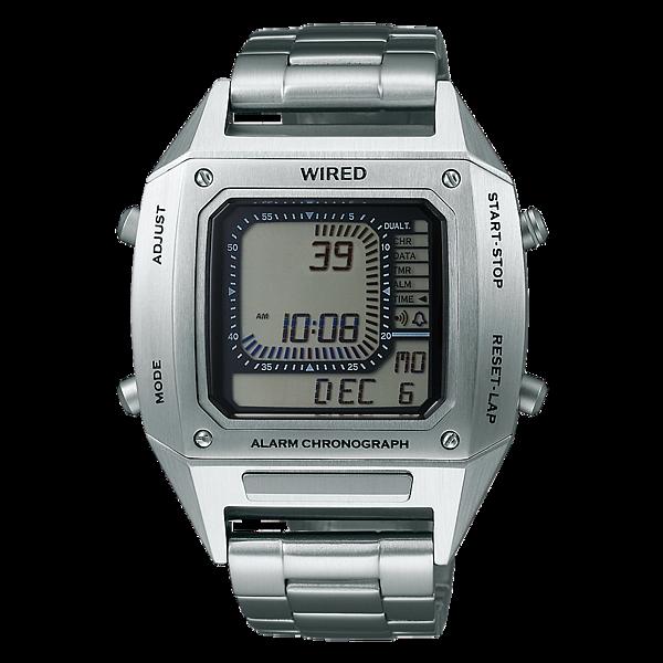 WIRED X BEAMS廣告款-太空灰AY8025X1