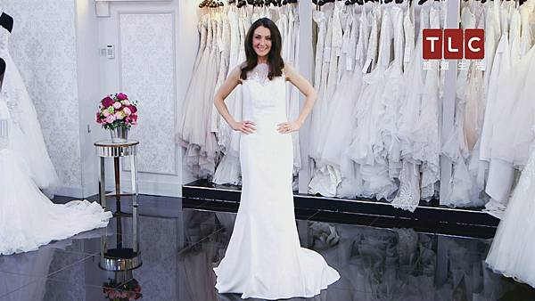 山寨版凱特王妃挑選出屬於自己的夢幻婚紗