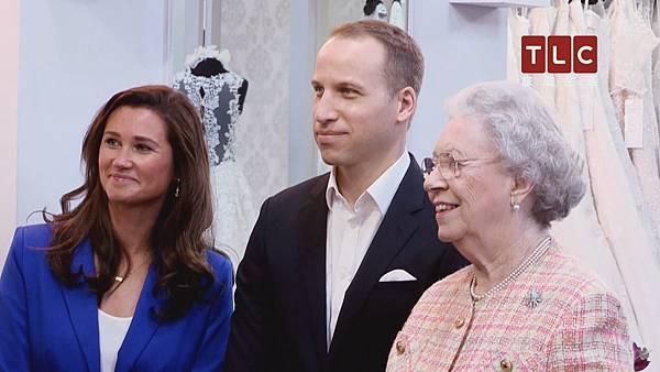 凱特王妃妹妹「琵琶」、丈夫「威廉」以及英國「女王」,皇室成員全部出席助陣