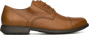 CAMPER 1913 咖啡色皮鞋,特拍售價NT$3,000 (男)