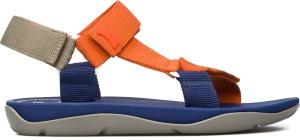CAMPER Match 藍橘涼鞋,特拍售價NT$1,500 (男)