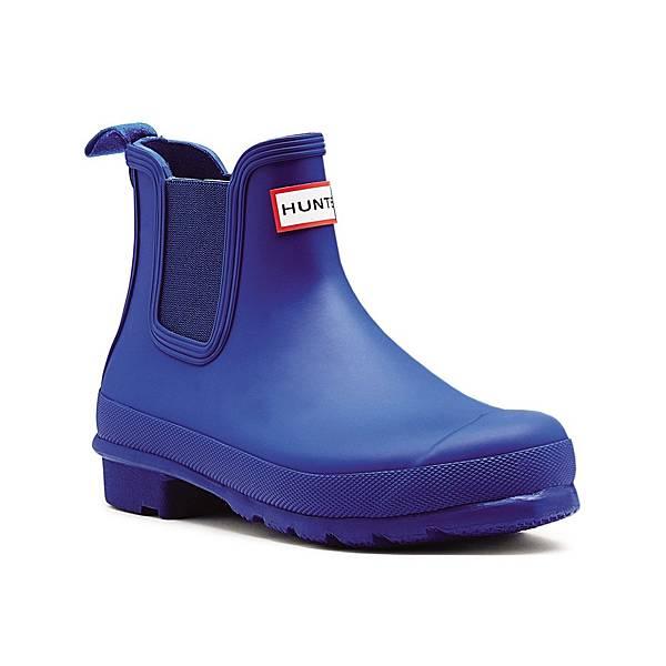 【新聞附件15】Hunter寶藍雨鞋