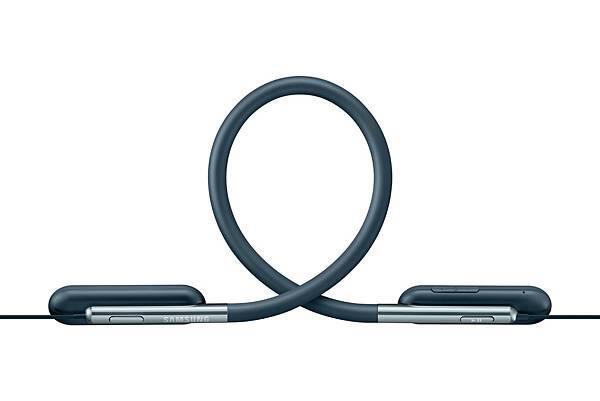 U Flex簡約頸環式藍牙耳機_海藍1