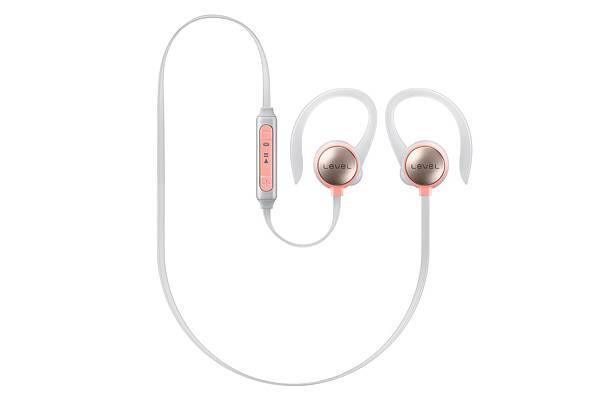 Level Active運動式無線耳機_活力粉1