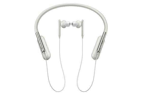 U Flex簡約頸環式藍牙耳機_雪白1