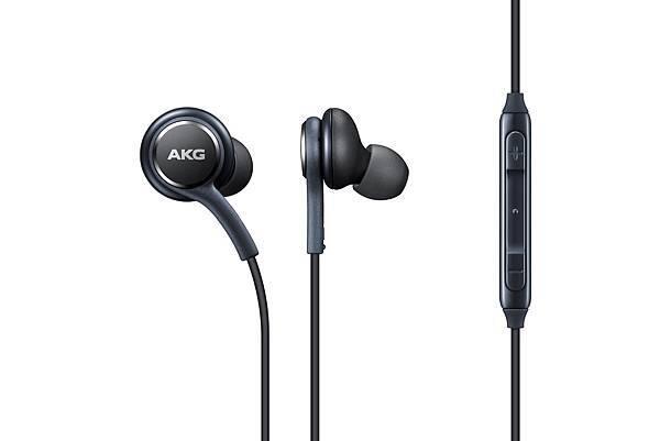 入耳式有線耳機 (由AKG調教)_金屬灰黑1