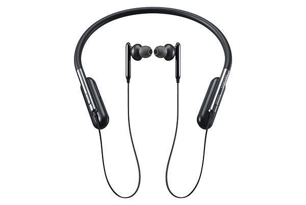 U Flex簡約頸環式藍牙耳機_霧黑2