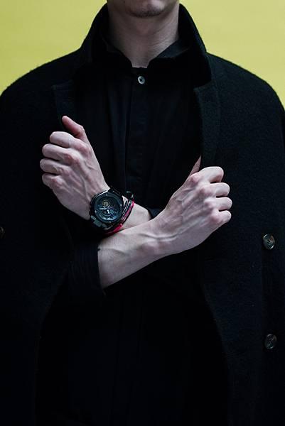 G-SHOCK X Robert Geller形象照 (4)