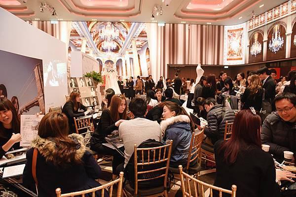 雲品國際將於9月9日、10日辦理結婚採購節,將集結60家婚宴業者提供新人們婚禮採購新選擇,並將在當日推出婚宴包套1元競標優惠及現場預訂超殺優惠價 (2)