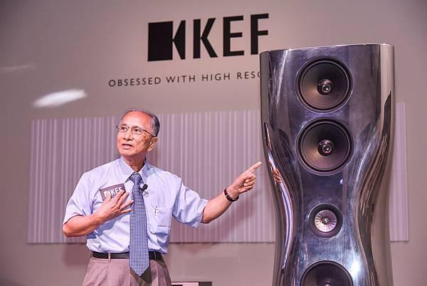 音響界知名評論家 劉漢盛