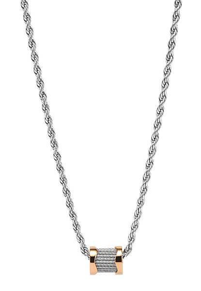 圖12_ Forever Charms 系列項鍊玫瑰金款,建議售價NT6,600