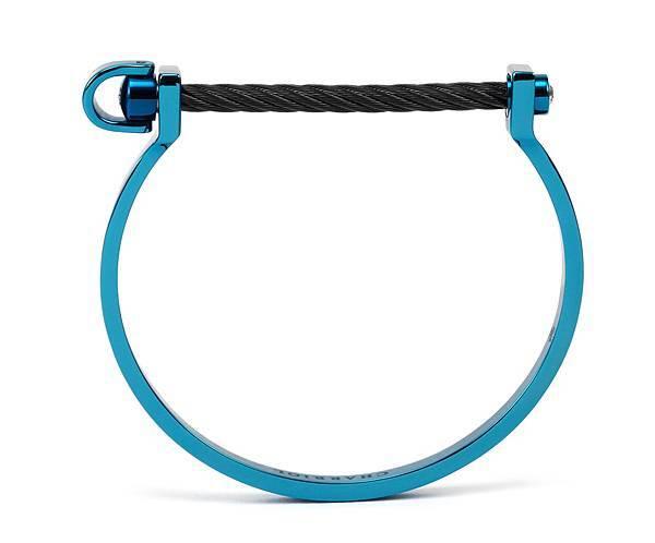 圖8_ PONT D'AMOUR系列手環藍色款,建議售價NT9,100