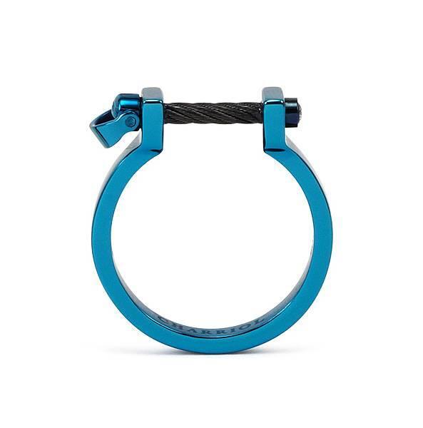 圖9_ PONT D'AMOUR系列戒指藍色款,建議售價NT6,000