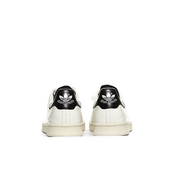 Raf Simons_經典R標誌黑尾白色休閒鞋_NT15800-3