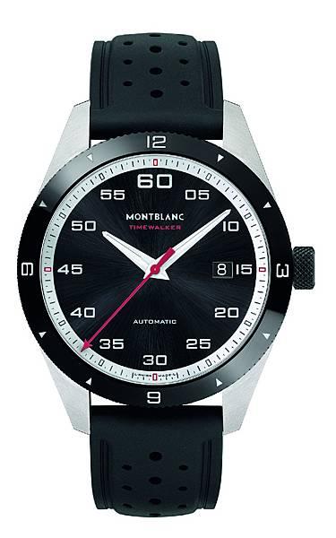116059 萬寶龍TimeWalker時光行者系列日期顯示自動腕錶,NT$93,100