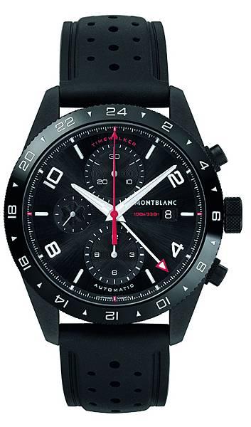 116101 萬寶龍TimeWalker時光行者系列UTC多時區計時腕錶,NT$172,600