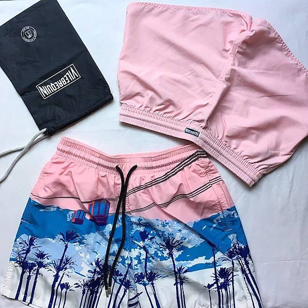 Vilebrequin-雪景海灘褲$10,800