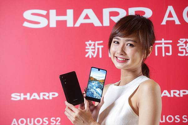 Sharp今在台灣推全螢幕Aquos S2全螢幕手機 (6)