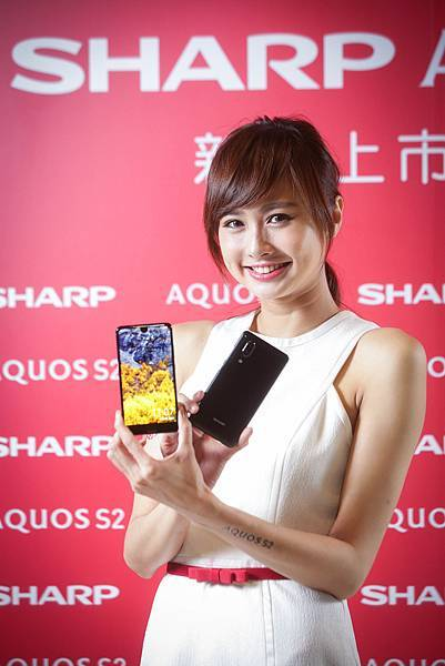 Sharp今在台灣推全螢幕Aquos S2全螢幕手機 (3)