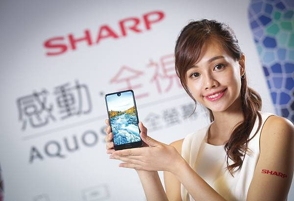 Sharp今在台灣推全螢幕Aquos S2全螢幕手機 (7)