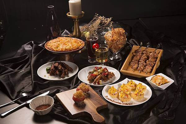 圖1.金色三麥餐廳今夏推出8道全新料理,「在地鮮」鮮食餐桌、創意鮮口感美味上市