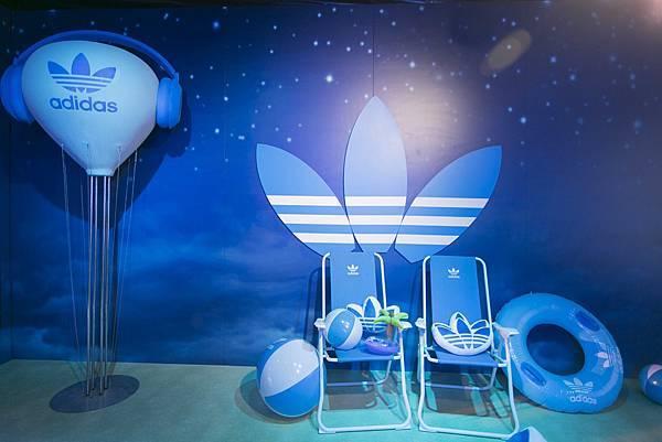 adidas Originals三片葉巡迴電影院重磅登場!本周末席捲信義區,將巡迴全台-7