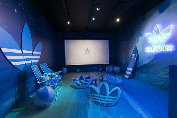 adidas Originals三片葉巡迴電影院重磅登場!本周末席捲信義區,將巡迴全台-6