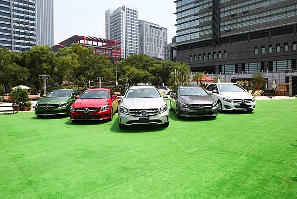 Mercedes-Benz 送車開半年不是開玩笑的 百萬網友共襄盛舉「Grow Up. 像你的樣」大獎出爐