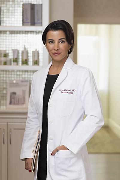 加州頂級皮膚科名醫— Zena Gabriel醫師