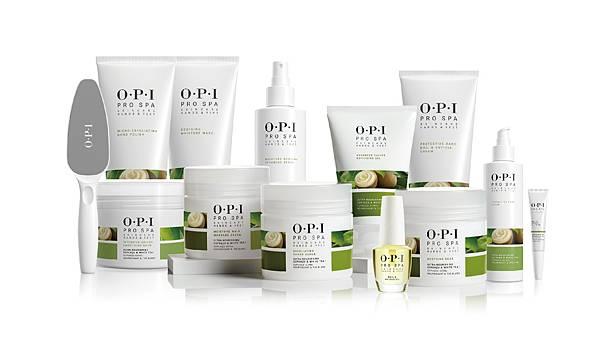 OPI Pro Spa專業手足修護系列