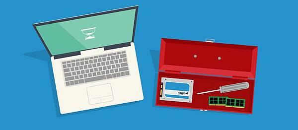 發揮創客精神、輕鬆 DIY 升級 SSD 和記憶體,讓自己的電腦進行小改裝大變身