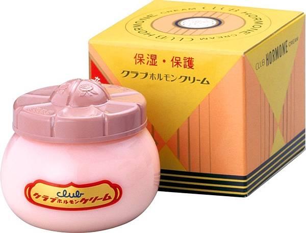 【新聞附件2】club HORMONE Cream荷爾蒙乳霜