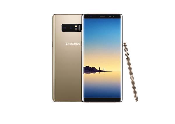 Galaxy Note8_ 金